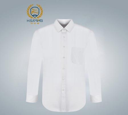 商务休闲长袖衬衫