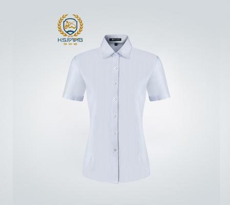 商务休闲短袖衬衫