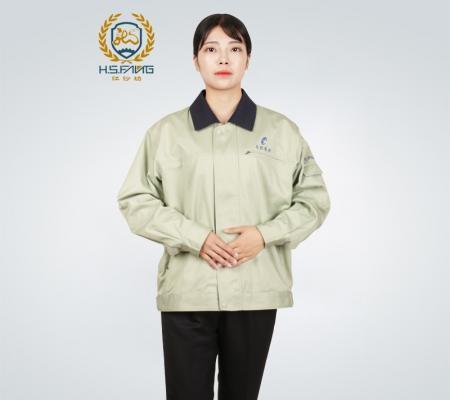东药集团防静电外套工作服