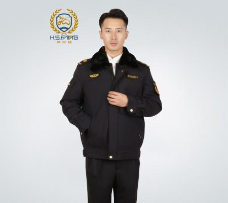 冬季城管服外套工作服