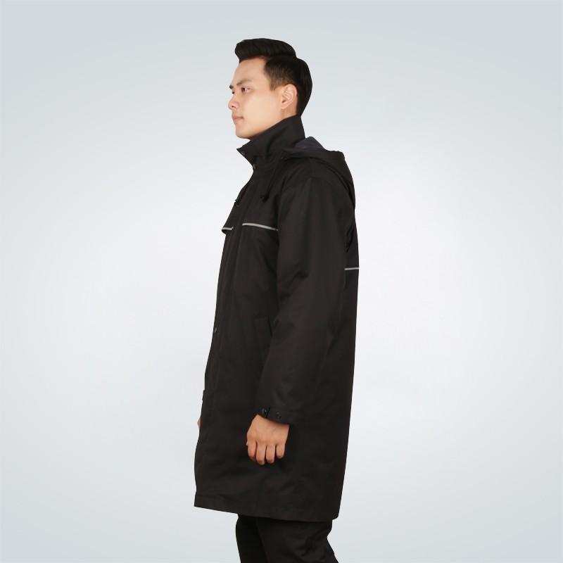 冬季防寒服风衣外套